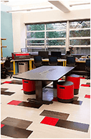education makerspace furniture