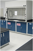 fume hoods for healthcare labs