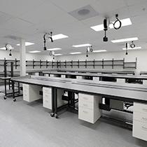 wet lab modular case study