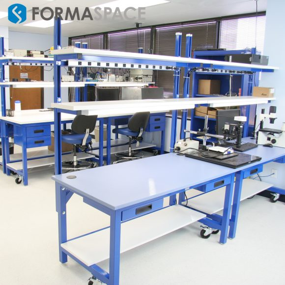 ESD repair lab
