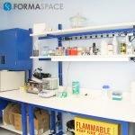 modular wet lab furniture