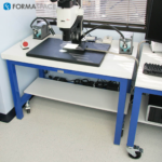 mobile microscope stand