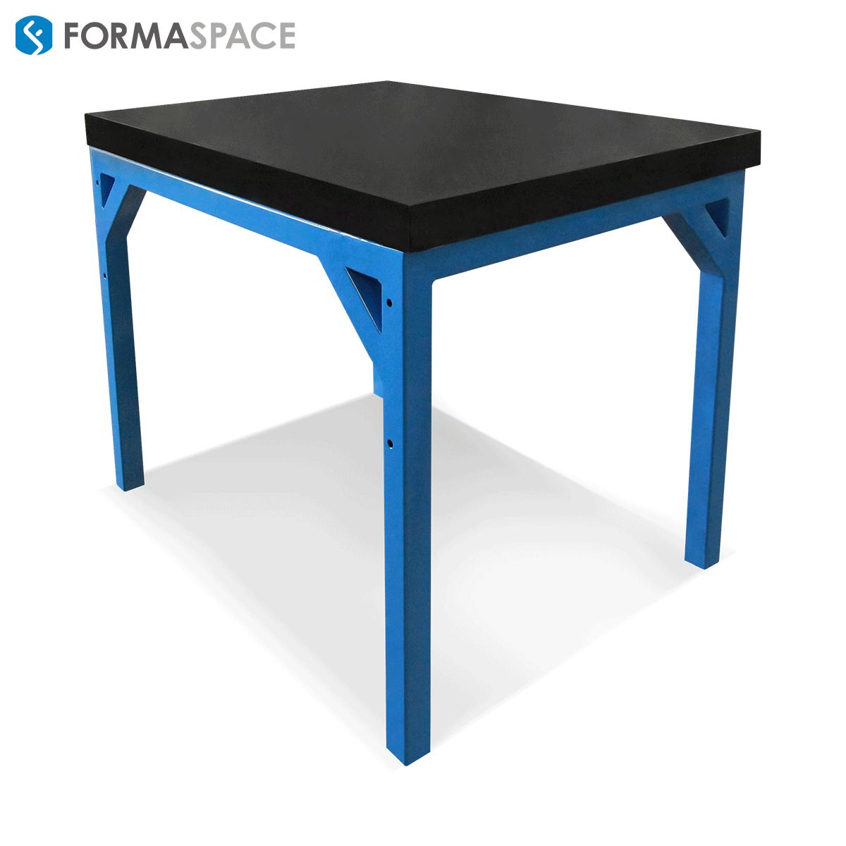 anti-vibration balance table lab