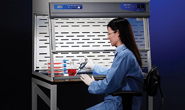 biosafety single bracket cabinet