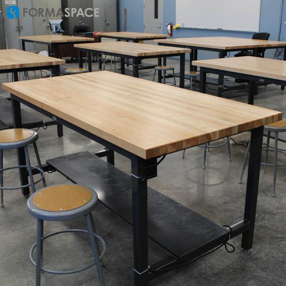 heavy duty repair classroom