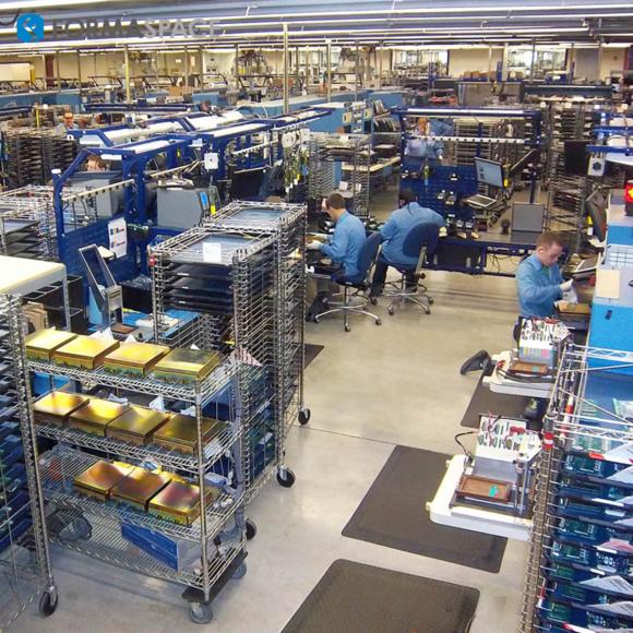 electronics assembly station