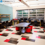 workbench in a innovation lab and makerspace