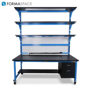 Large Benchmarx™ with Extra Shelf