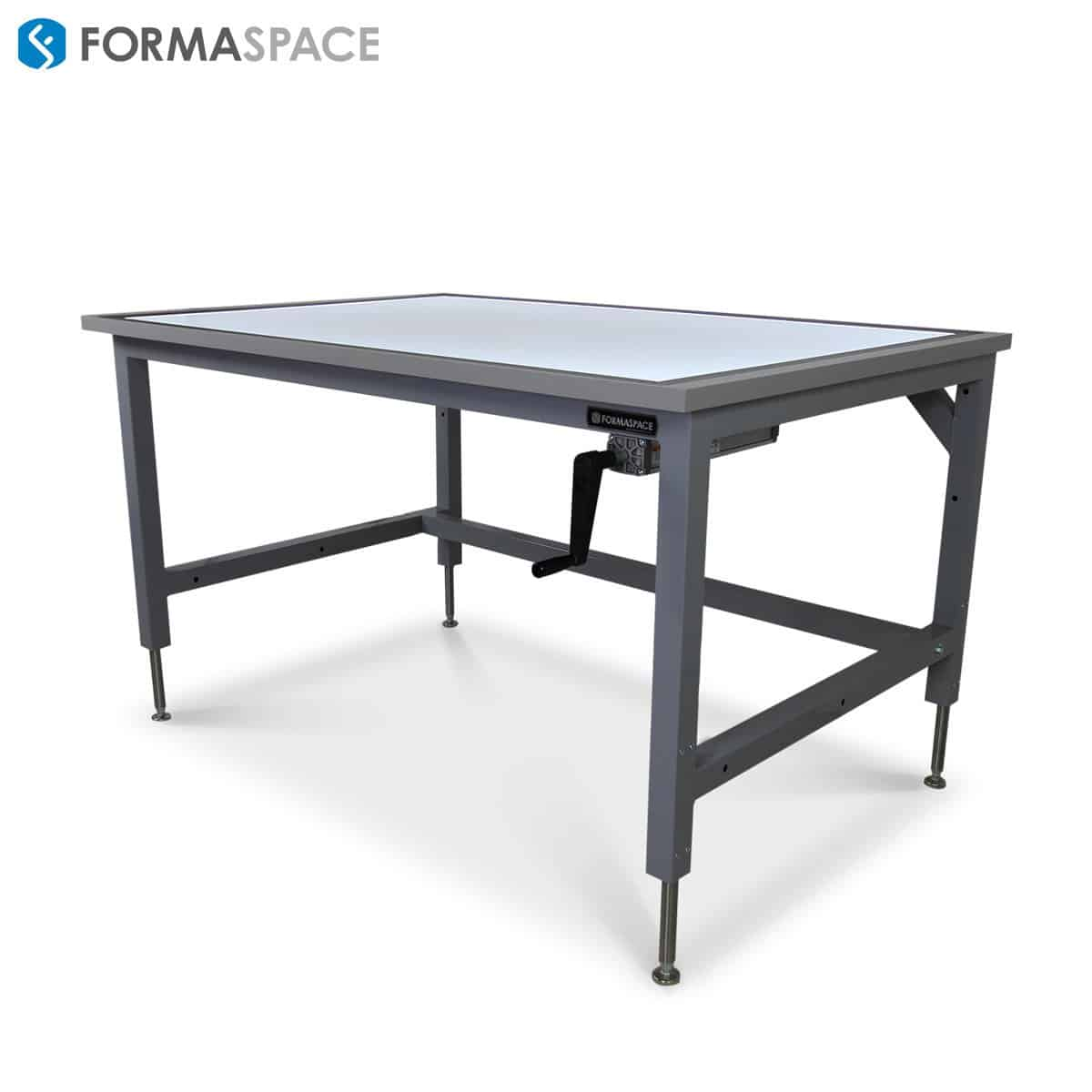 sit to stand drafting table
