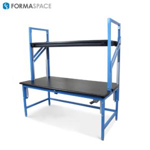 Custom Articulating Shelf