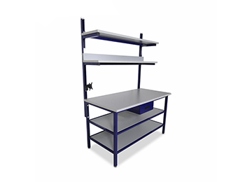 clean room esd testing station workbench to carry fume hood