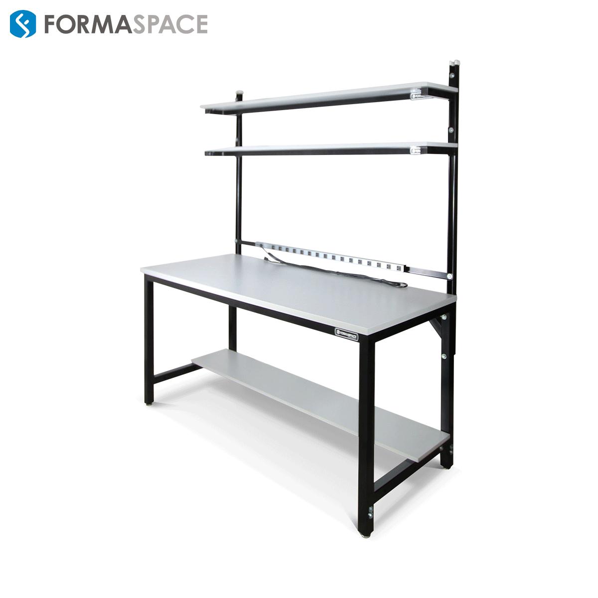 height adjustable leg kit workbench