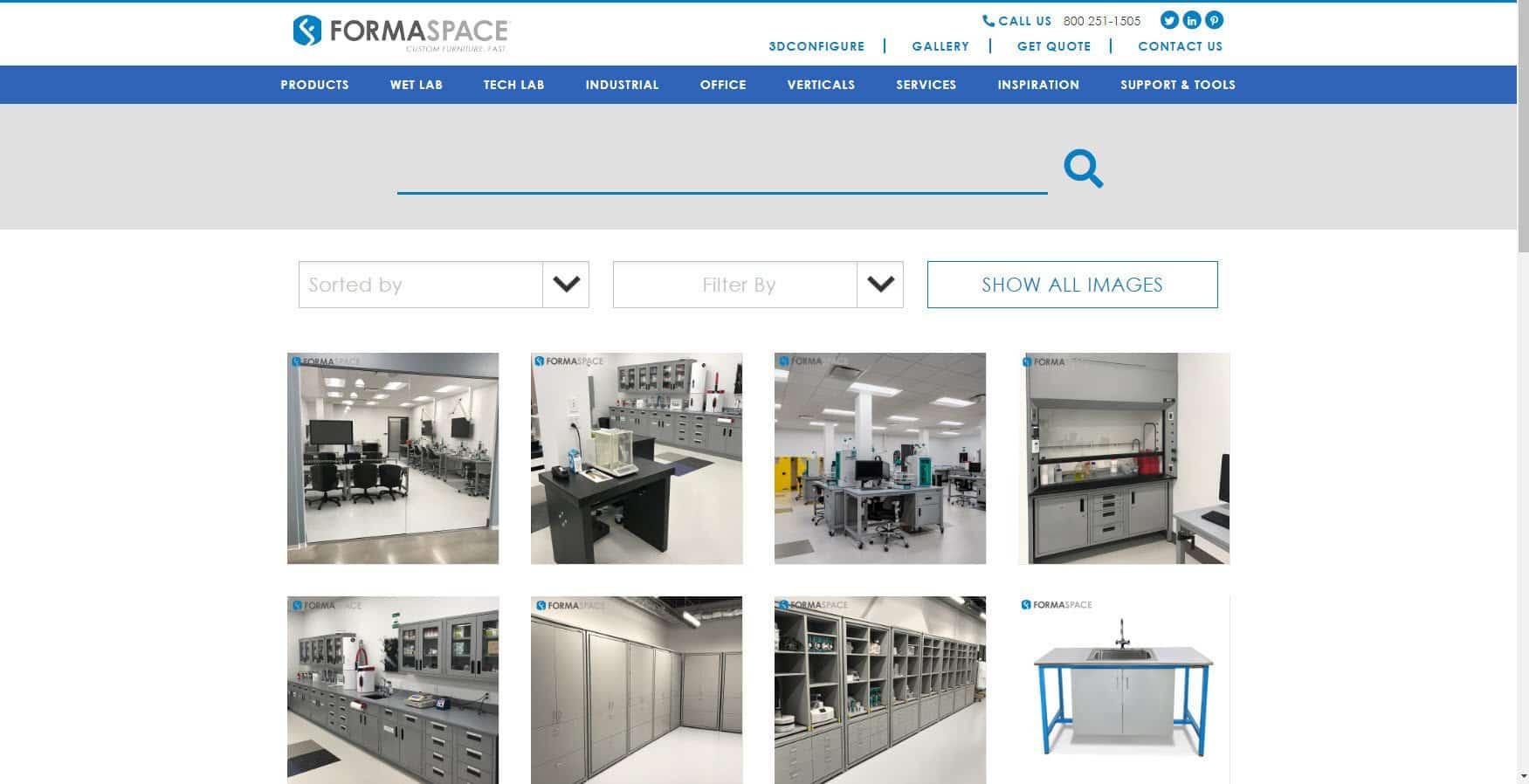 formaspace gallery
