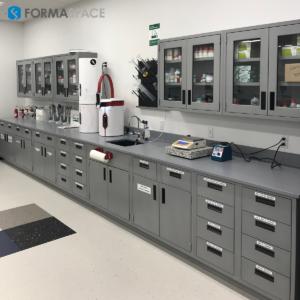 Titration Lab Casework