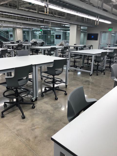 texas a&m laboratory furniture