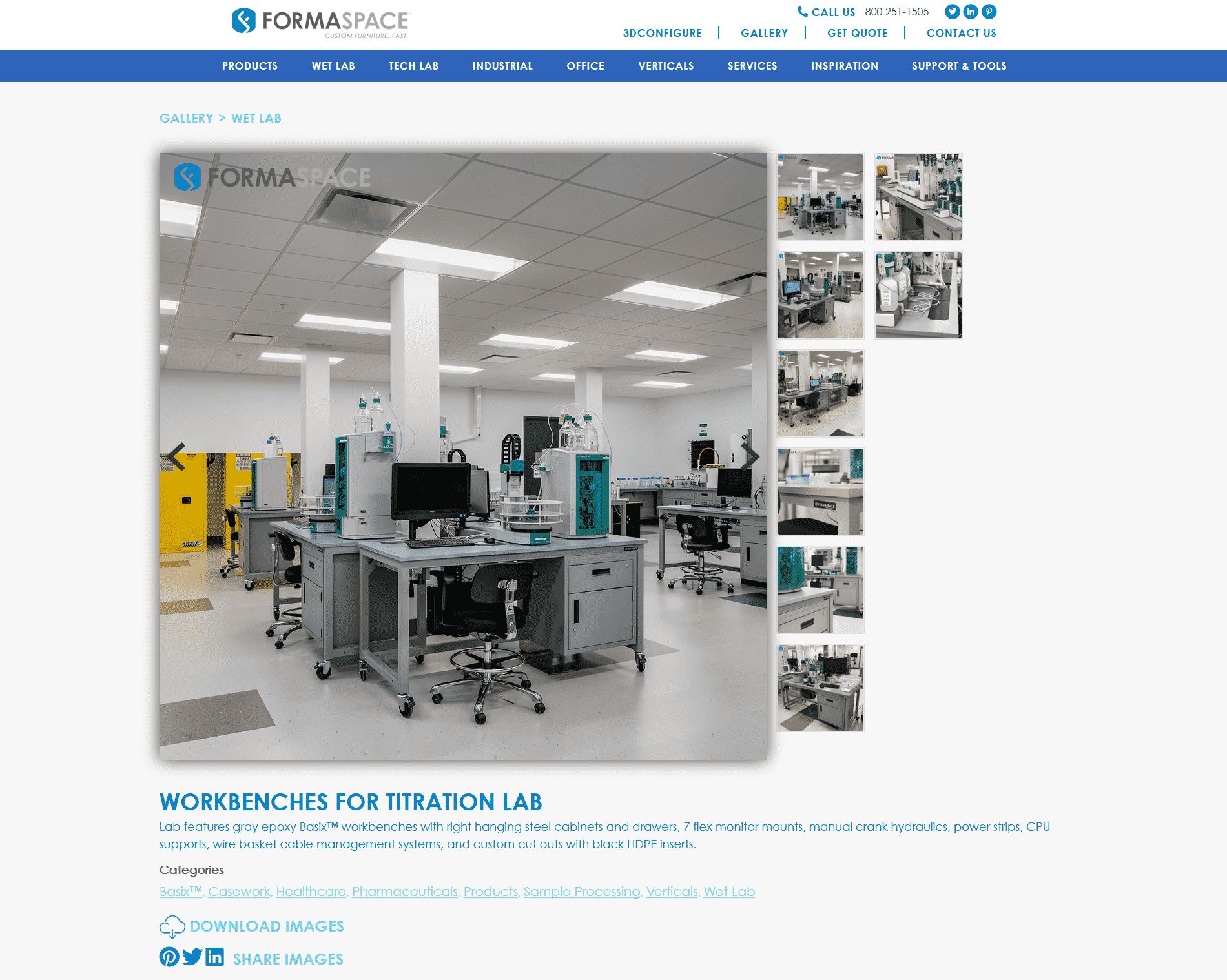 metrohm project formaspace