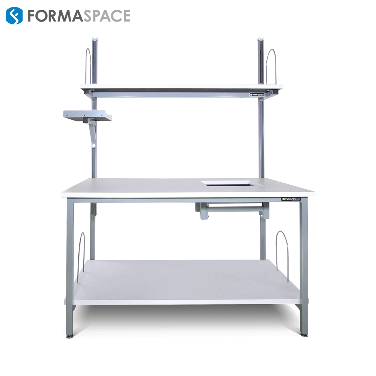 workbench for printing company