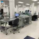 basix workbench with custom gray frame