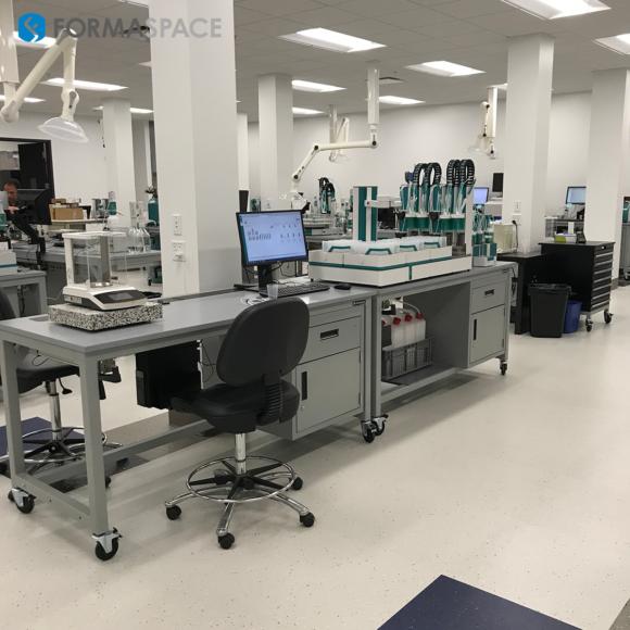 modular laboratory design