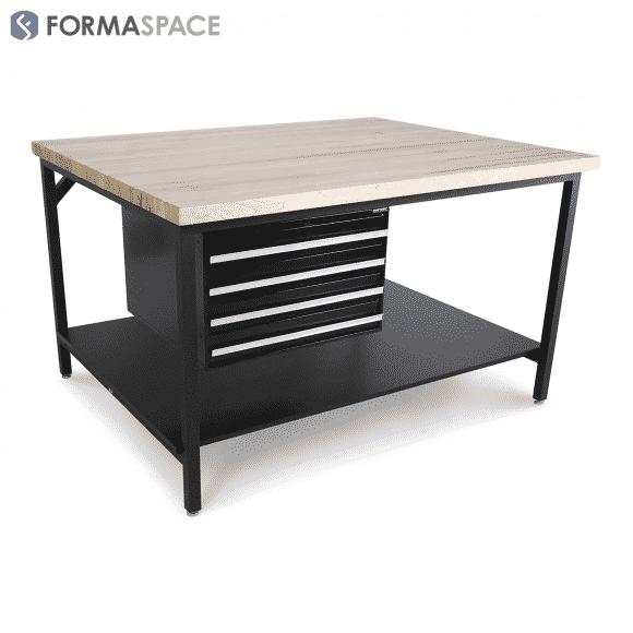 formaspace island tool bench