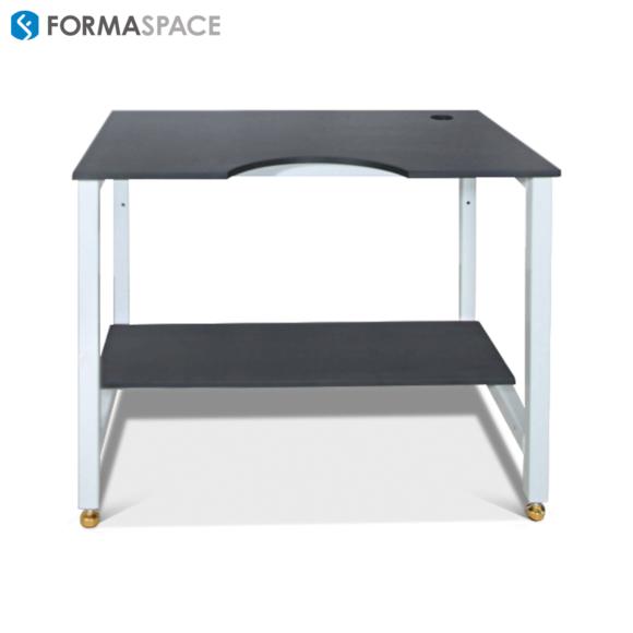 anti-vibration microscope table