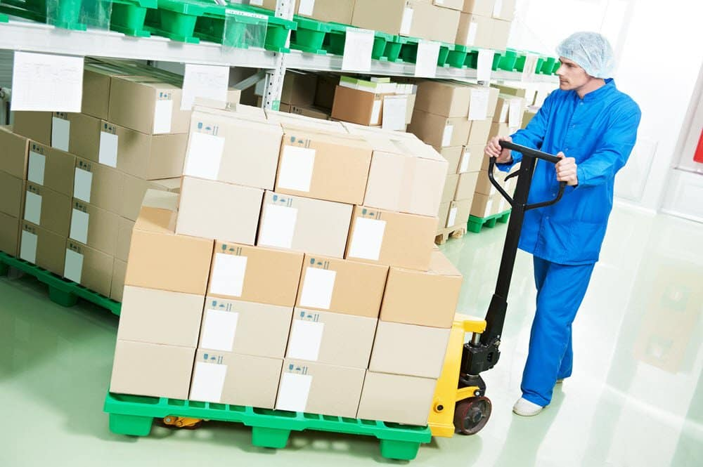 pharma distribution centers