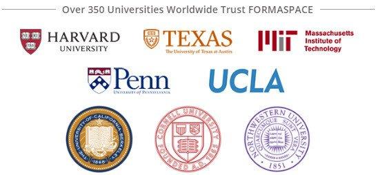 formaspace serves universities