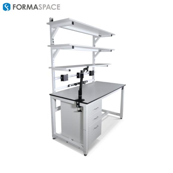 phenolic top multi-function workbench