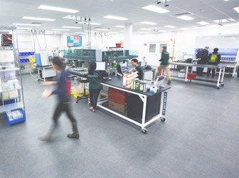 formaspace 3d configure lan station