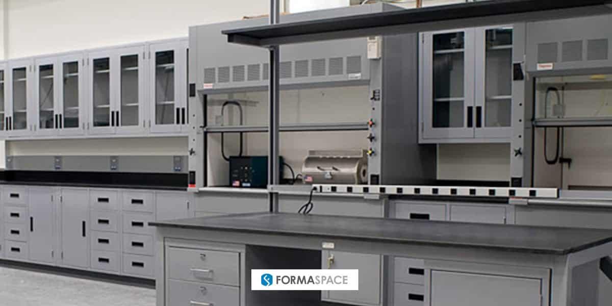 Formaspace cryogenics laboratory installation at University of Toronto, Canada