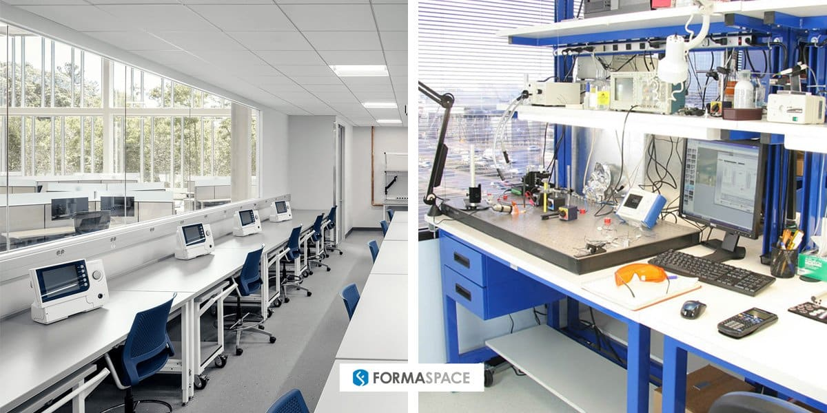 Formaspace electronic device hardware testing labs examples and discussion