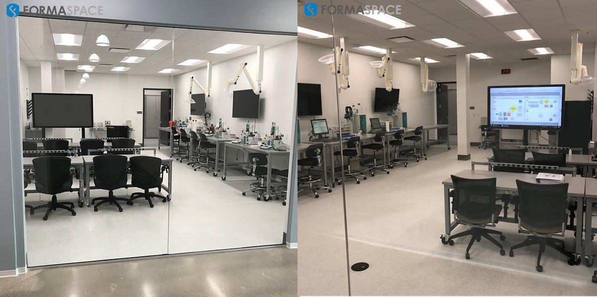 metrohm training room