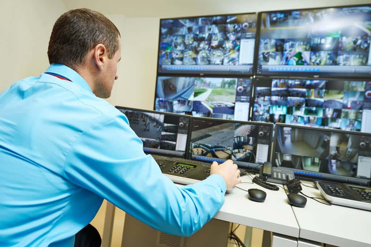 surveillance monitoring station