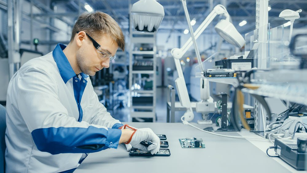 electronics assembly manufacturing