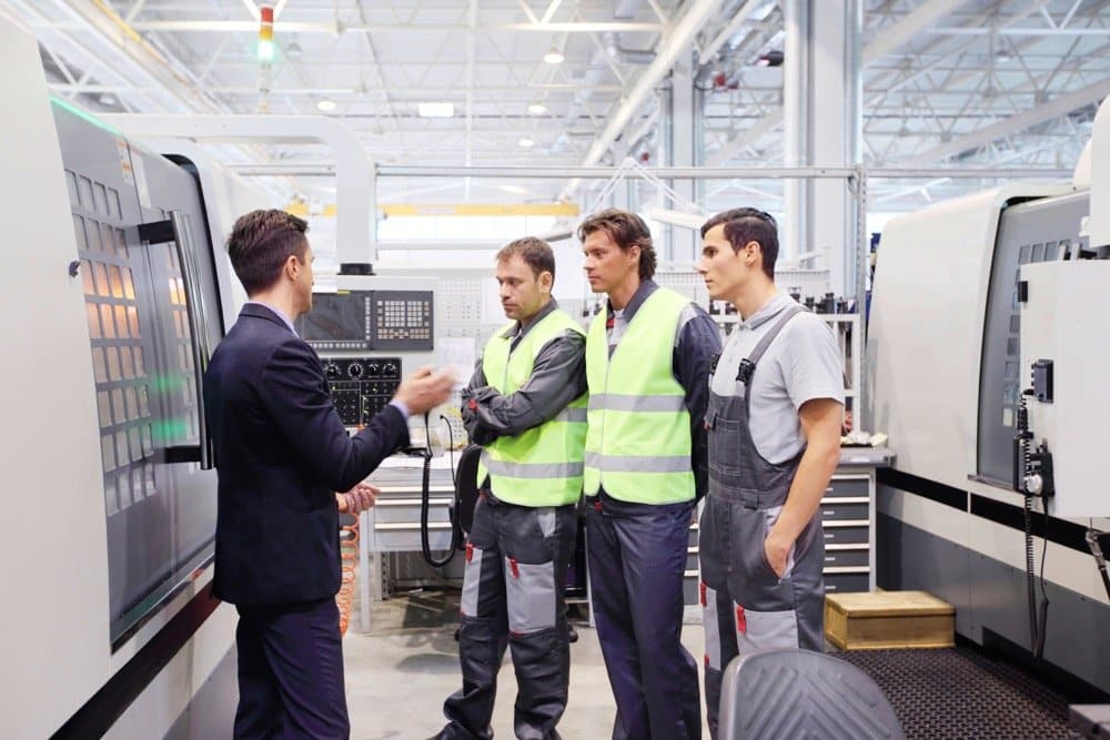 education in manufacturing
