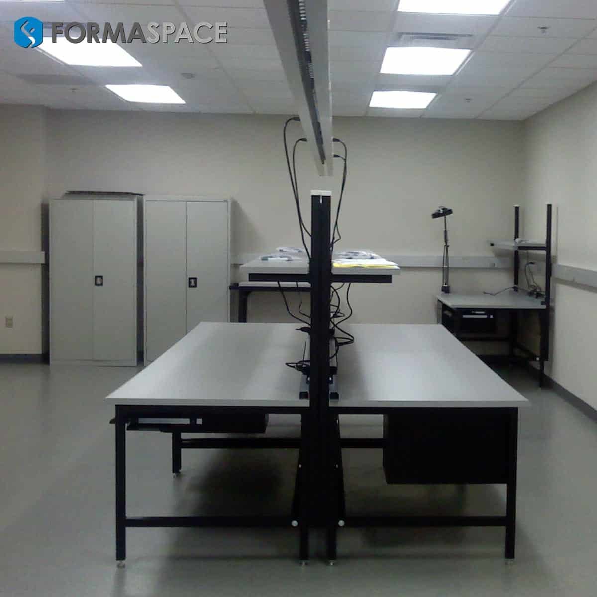 twin tech lab workbenches