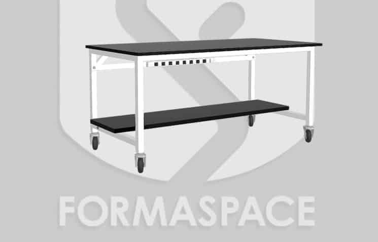 smartship design with lower shelf