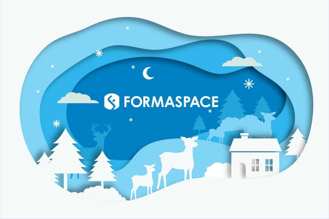 formaspace christmas