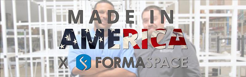 formaspace american manufacturer