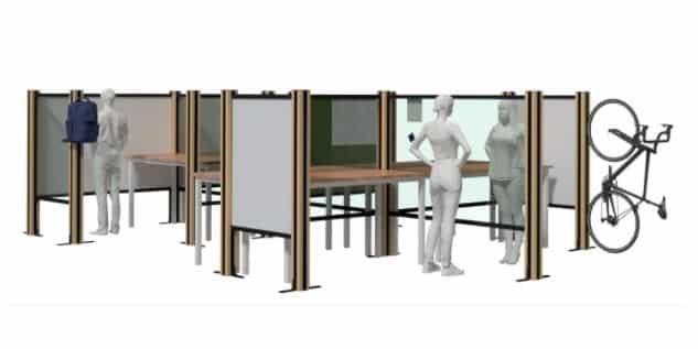 diversiform transparent panel wall system