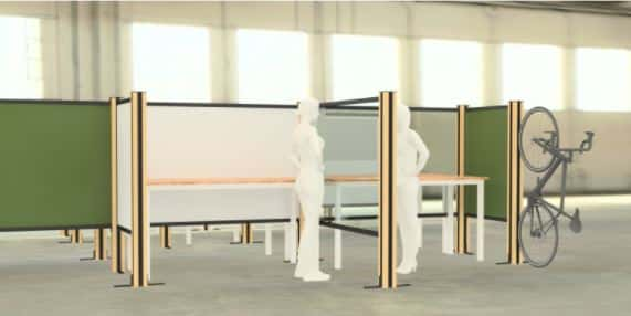 diversiform wall system for schools