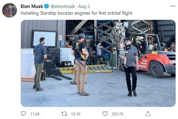 elon musk space x starship