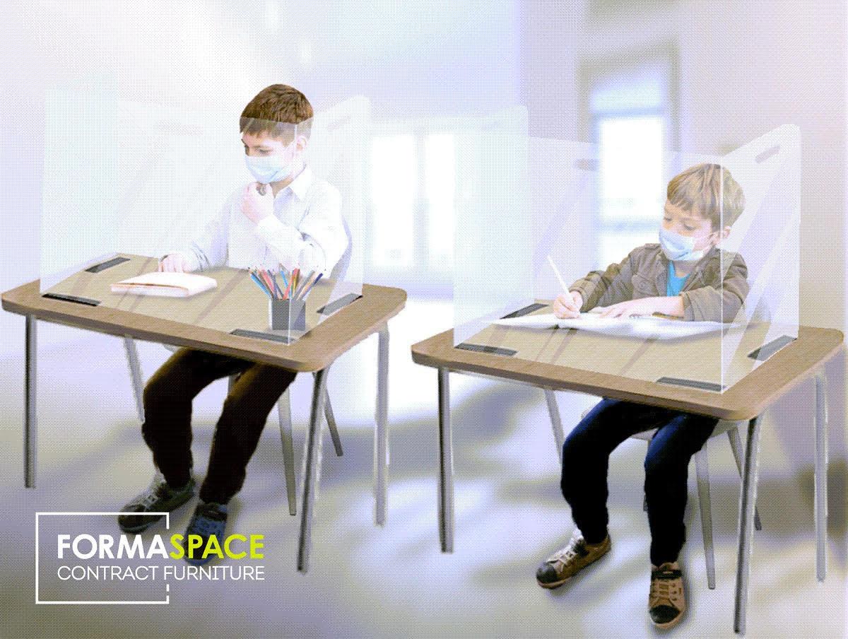 education furniture study shield