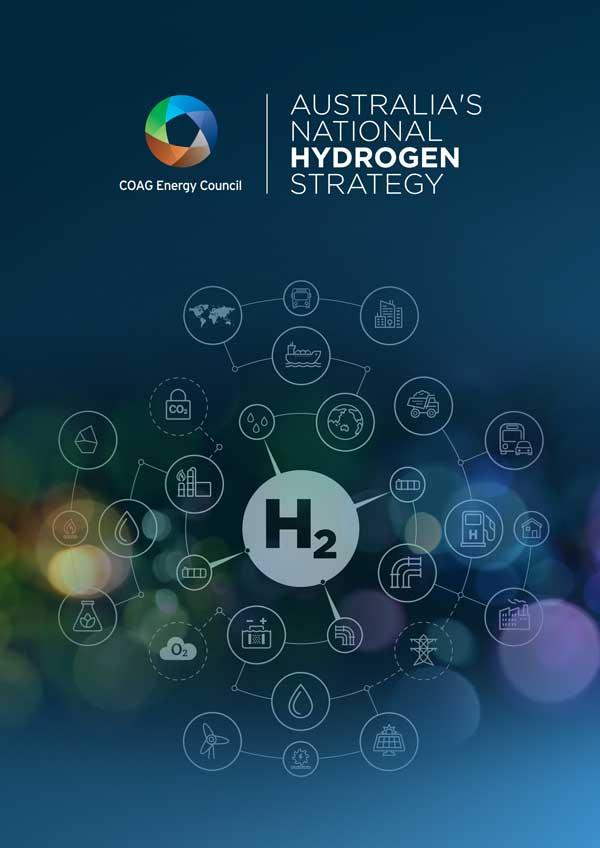 australia's hydrogen strategy
