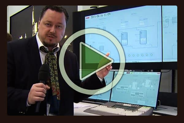 The NEXT TV team reports what's new in the process industry on display at ACHEMA 2015. Video is in German but if you don't know that language it will spare you from some horrible jokes and puns as reporter Wolfgang Krauesslich sprints from stand to stand.