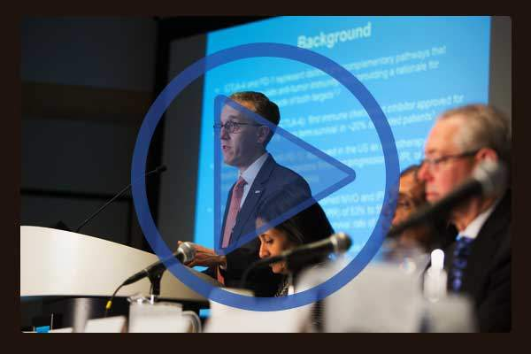 Jedd D. Wolchok, MD, PhD, spoke during the Sunday Press Conference: Plenary Session at the American Society of Clinical Oncology (ASCO) Annual Meeting. Click to view a 2014 TEDx Talk by Wolchok where he discusses the treatment of metastatic melanoma.