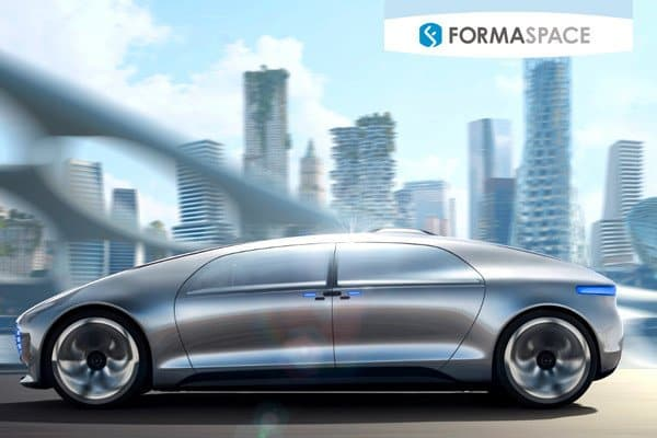 Show Stealer: Mercedes-Benz F 015 Self Driving Luxury Research Vehicle