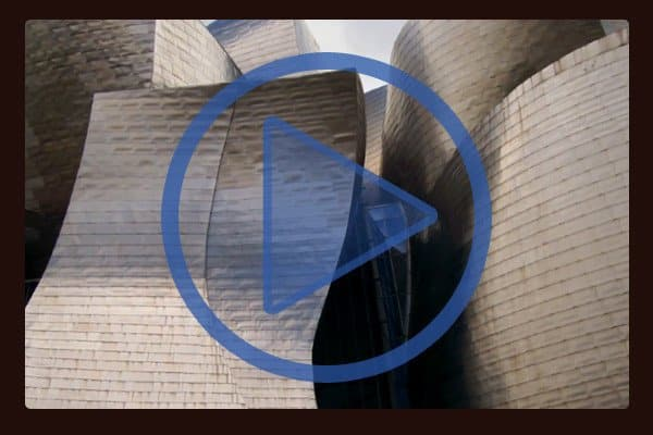 Take an Armchair Tourist visit to the major Frank Gehry commissions around the world.