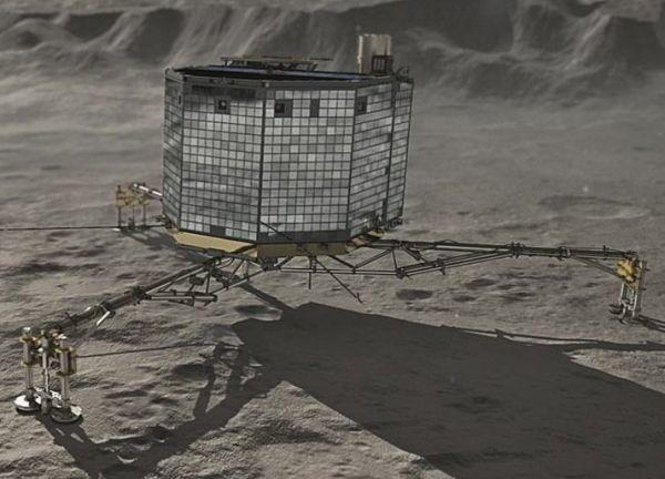 Formaspace-Rosetta-Philae-Lander-Comet-67B