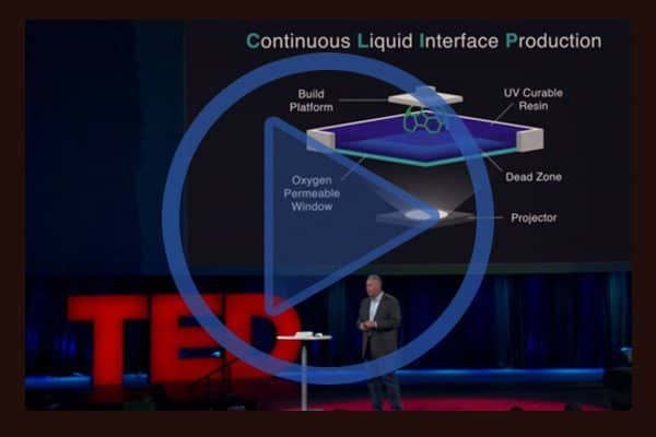 Joseph DeSimone, CEO of innovative 3D printing company Carbon3D, speculates on what will happen when 3D printing becomes 1,000 times faster than today.